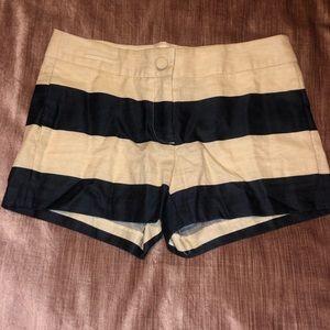 J Crew Nautical Shorts